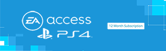 ea ps4 access